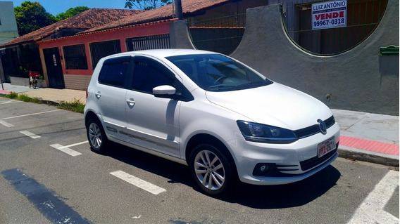 Vw Fox Connect 2018 Branco