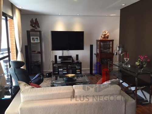Imagem 1 de 18 de Apartamento À Venda Em Vila Andrade - Ap007231