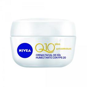 Crema Nivea Visage Q10 Dia Fps20 Antiarrugas X 50ml Original