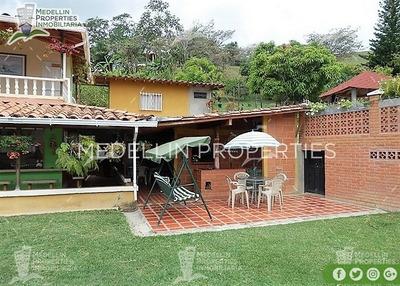 Casa Finca Amoblada En San Jerónimo Cód: 4448
