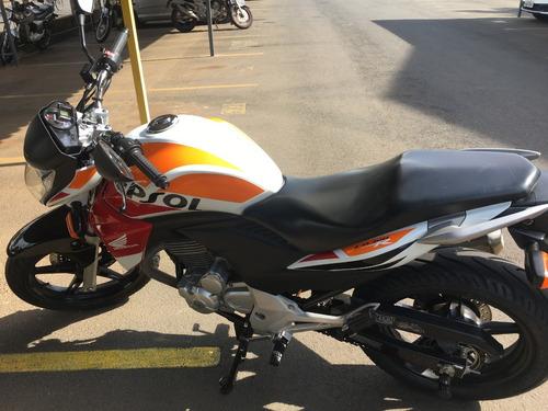 Cb 300r 2014 Serie Especial Repsol, Km 22.700 Rodados