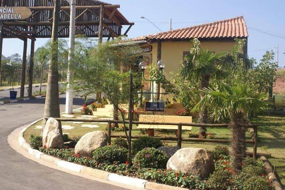 Condomínio Fechado - Terreno À Venda No Residencial Isabella, À Partir De 125 M² Por R$ 250.000 - Parque São Vicente - Mauá/sp - Te0029
