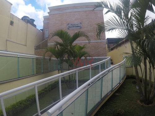 Sobrado Com 3 Dormitórios À Venda, 149 M² Por R$ 500.000,00 - Vila Guilhermina - São Paulo/sp - So0482