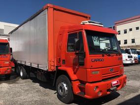 Ford 2428 Bau Sider Truck Troca Mb 2425 1620 2426 Atego 1718