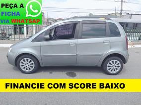 Fiat Idea Financiamento Com Score Baixo Entrada De 3000