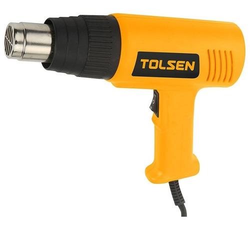 Pistola De Calor 2000w Con Accesorios Tolsen - 79100