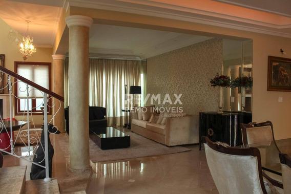 Casa À Venda, 550 M² Por R$ 1.600.000,00 - Condomínio Reserva Colonial - Valinhos/sp - Ca3934