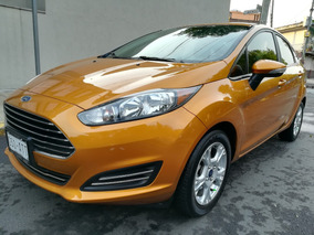 Impecable Ford Fiesta Se 2016 Unico Dueño Factura Original