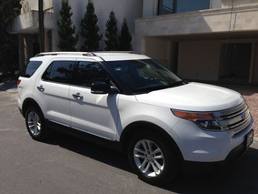 Ford Explorer 3.5 Xlt V6 4x2 At 2013 Seminuevos