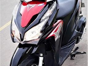Honda Click 125i C.c. 2016 Injection Con Radidador Liquido