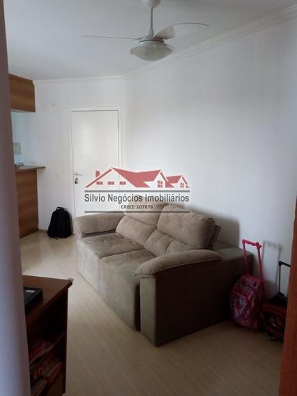 Condominio Arte E Vida - Apto 2 Dormitorios - Sg2261