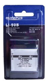 Bateria Olympus Li-50b Sp-800 Tough-9000 U Mju 1020