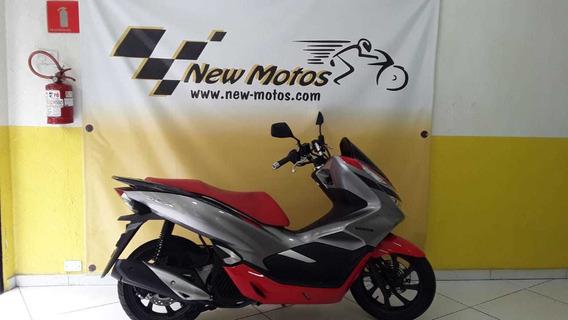 Honda Pcx 150 Sport Com Abs Apenas 3.000 Km !!!