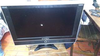 Tv Hd Con Un Balazo De 9 Mm ( Accidental)