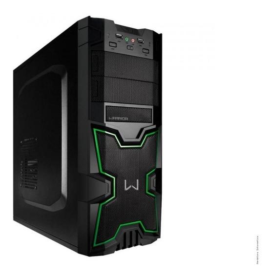 Super Pc Gamer 4gb,320hd + Wifi + Brindes + Jogos Instalados