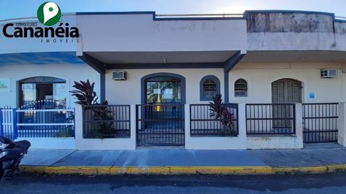 Imagem 1 de 15 de Sala Comercial Para Locação - Av. Beira Mar - Cananéia / Sp - Co00028 - 69440774