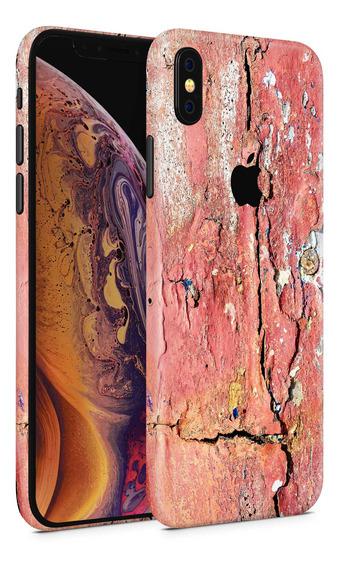 Skin Pared Dañada Para Telefonos Apple iPhone