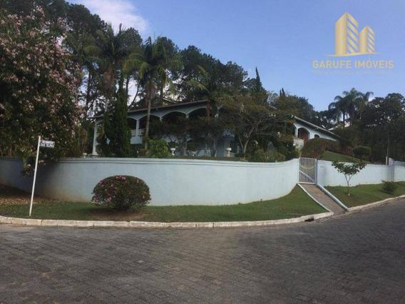 Casa Com 7 Dormitórios À Venda, 456 M² Por R$ 2.820.000,00 - Bosque Dos Eucaliptos - São José Dos Campos/sp - Ca0138