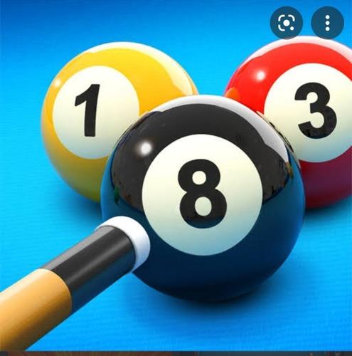 Imagem 1 de 1 de 1m 2 Reais Fichas 8 Ball Pool