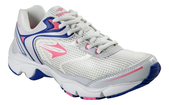 Zapatillas Topper Lady Softrun Mujer Running Varios Colores