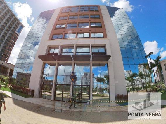 Britannia Park Offices, Sala De 31m2, Ponta Negra - Sa0040