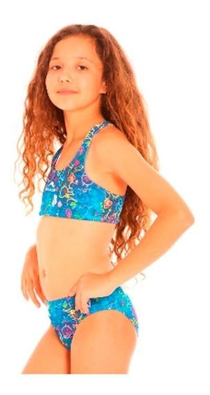 653f14582db9 Trajes Bano Enterizas Bikinis Trikinis Mallas Ninas - Ropa y ...