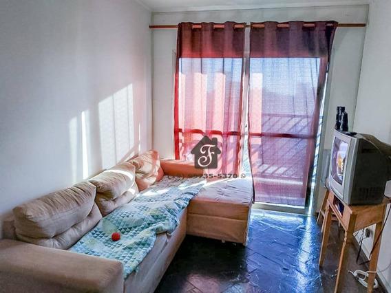 Apartamento Com 2 Dormitórios À Venda, 85 M² Por R$ 400.000 - Vila Industrial - Campinas/sp - Ap1372