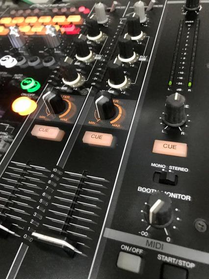 Mixer Djm 2000 Nsx Rekordbox Placa Audio Usb Midi Dj Control