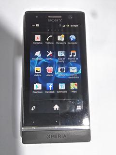 Smartphone Sony Xperia U St25i M Buen Estado
