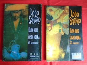 Lobo Solitário: Nºs 4 E 7 ( Excelentes ) Frete: 9,00