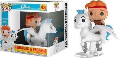 Funko Pop - Hercules & Pegasus - Disney