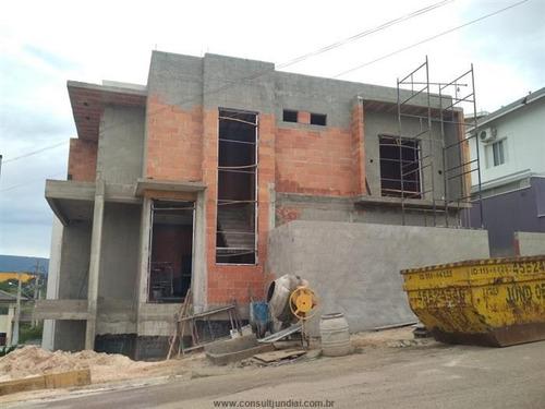 Imagem 1 de 1 de Casas Em Condomínio À Venda  Em Jundiaí/sp - Compre O Seu Casas Em Condomínio Aqui! - 1471096