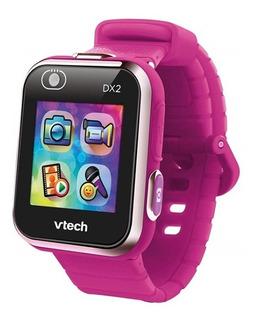 Reloj Inteligente Púrpura/rosa Vtech Kidizoom Smart Watch Dx