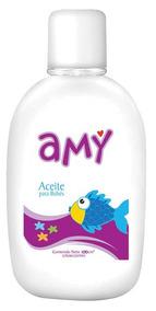 Aceite Amy Caja De 24 Unidades Con 100 Cc C/u.