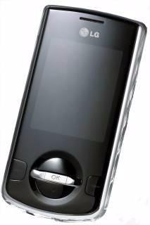 Lg Kf240 - Desbloqueado, Mp3 Player, Rádio Fm - Novo