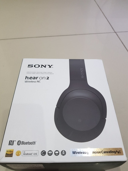 Fone Sony H.ear On 2 Wh-h900n ( Leia Que Tem Super Desconto)