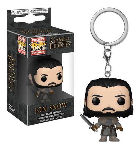 Funko Pop! Keychain: Game Of Thrones - Jon Snow (31812)