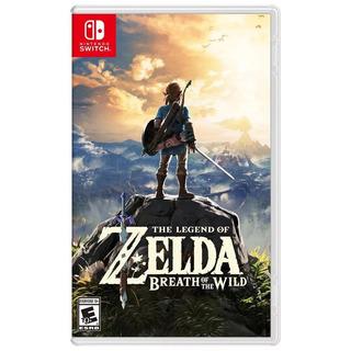 Zelda Breath Of The Wild Nintendo Switch Fisico Playking