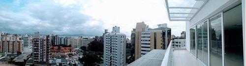 Imagem 1 de 30 de Exclusiva Cobertura Duplex No Centro - Co0523