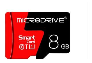 10 Cartão De Memória Atacado Micro Sd 8gb Classe 10