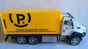 Caminhão ( Cargo Transport Vehicle ) Power Work Truck
