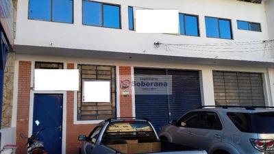 Barracão Comercial Para Locação, Jardim Do Trevo, Campinas. - Ba0610