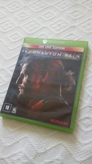 Jogo Xbox One Metal Gear The Phantom Pain