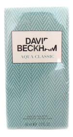 Perfume David Beckham Aqua Classic 60 Ml Eau De Toilette