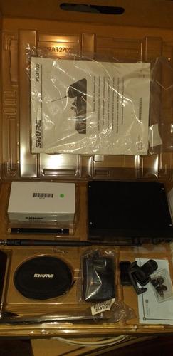 Imagen 1 de 10 de Monitor In Ear Inalámbrico Shure Psm900
