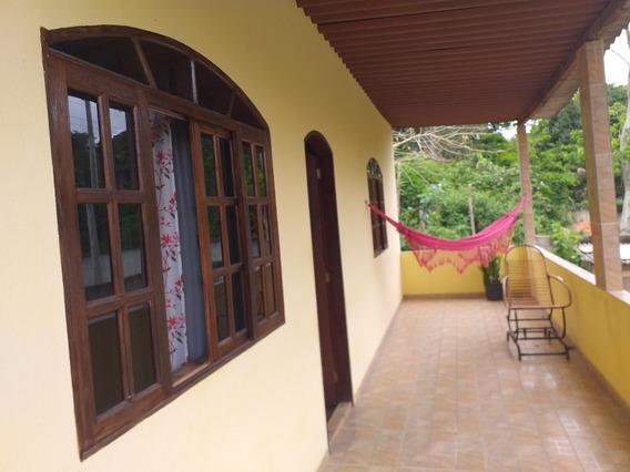Vendo Ótima Casa Com 1 Quit Net No Quintal