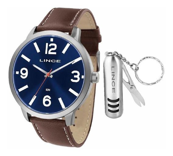 Kit Relógio Lince Mrc4540l-kv77 - Prata