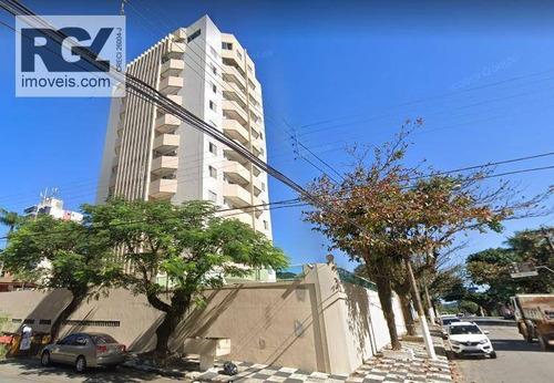 Apartamento À Venda, 70 M² Por R$ 360.000,00 - Jardim Las Palmas - Guarujá/sp - Ap6931