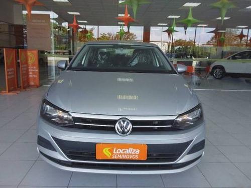 Imagem 1 de 10 de Volkswagen Virtus 1.6 Msi Total Flex Manual