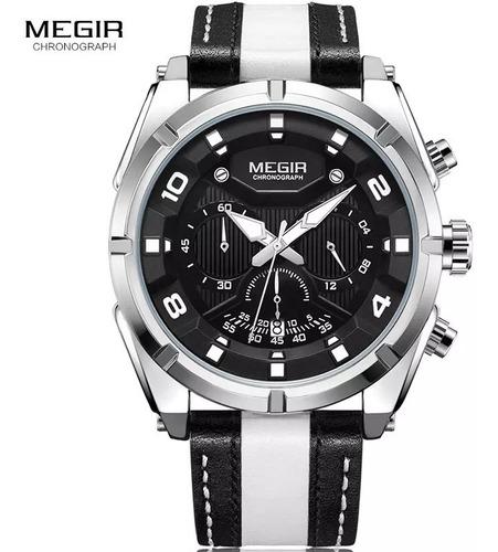 Relógio Masculino Megir  2076 Original Top